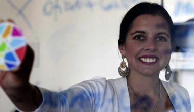 Bárbara Silva: mujer innovadora