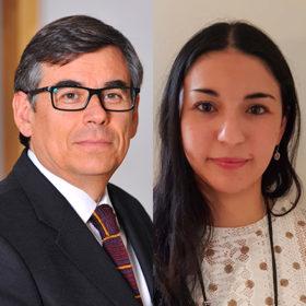 Jorge Sanhueza - Paulina Ortiz