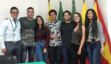 Alumnos UAI exponen en Colombia sobre neurociencias