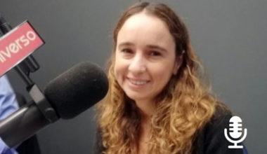 Josefina Escobar habla sobre la adopción homoparental